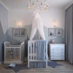 Papier peint ou peinture dans la chambre d'enfant : quel est le mieux ?