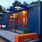 Construction immobilière – Pourquoi le container est la bonne solution?