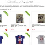 Les site parismemorabilia.com vend-t-il des contrefaçons ?